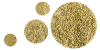 Our Patterns Logo Gold